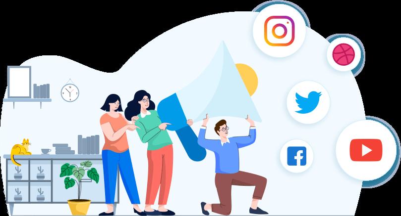 Social Media Marketing Savvytree